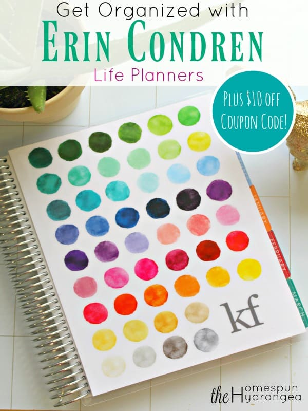image regarding Erin Condron identify How in direction of Receive Geared up with Erin Condren Planners - The