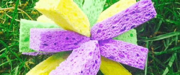 Szivacs vízibombák - Kreatív, kézműves csodák- Nyár, 2. rész
