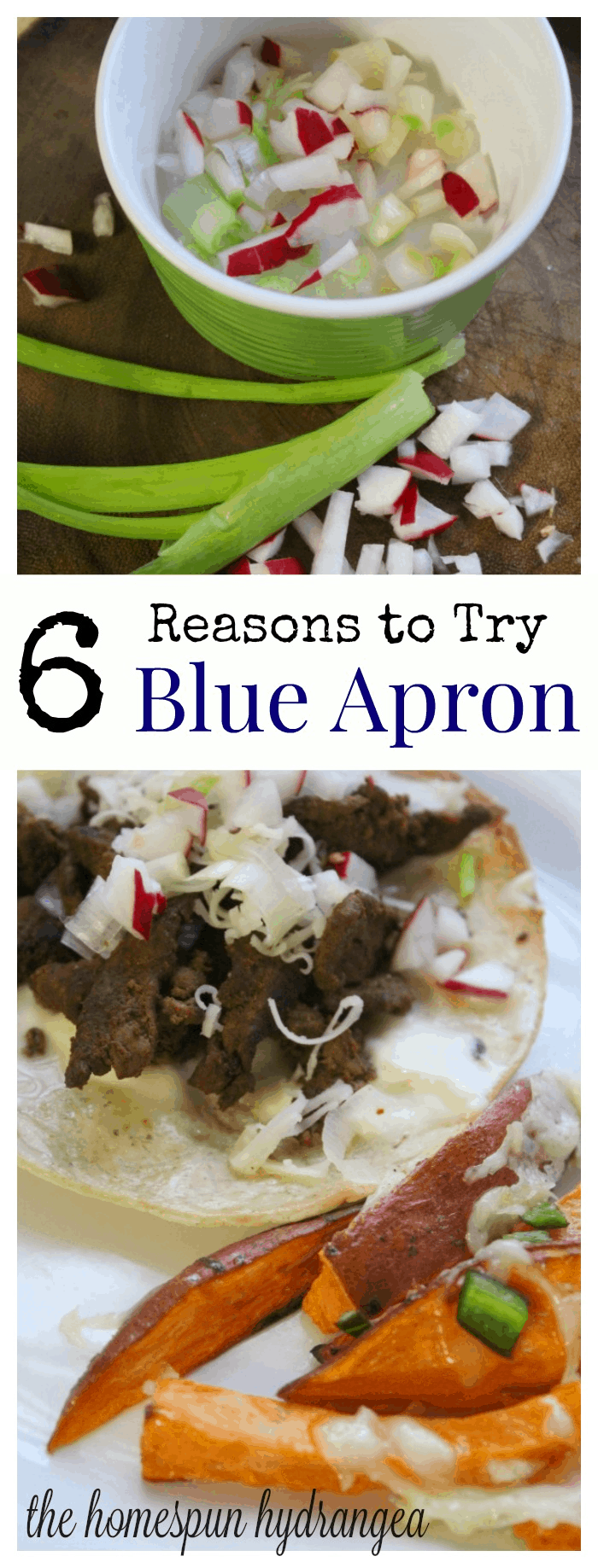 Blue apron try free