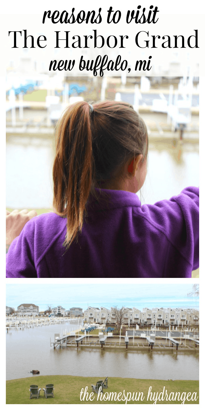 Reasons To Visit The Harbor Grand Hotel Michigan The Homespun Hydrangea