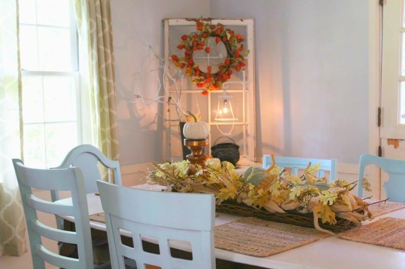 Homespun House Fall Home Decor Ideas Tour The Homespun